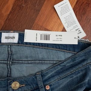 BNWT Hudson jeans sz 32 style no. WC421DGC